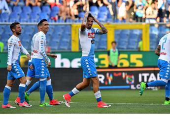 SNAI, Champions: Napoli grande d'Europa. Quote a favore in casa dello Shakhtar