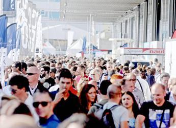 Comune Genova, allo studio ingenti misure di sicurezza per il Salone Nautico /Video