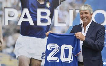 Paolo Rossi è morto a 64 anni, addio all'eroe del Mundial '82