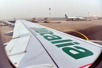Alitalia, via libera Ue ad aiuti per 199 mln