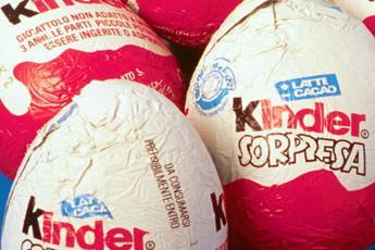 Ferrero lancia la linea di gelati Kinder