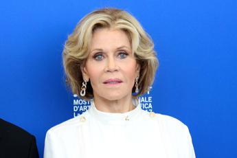 Caso Weinstein, Jane Fonda punta il dito contro Trump