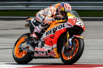 Test Sepang, Pedrosa super