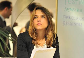 Francesca Barra striglia Vittorio Feltri