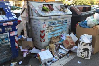 E' scontro sui rifiuti di Roma