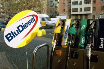 Benzina e diesel in rialzo
