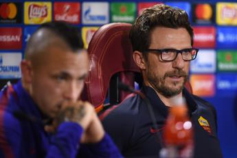 Di Francesco: Roma pronta per supersfida con Chelsea