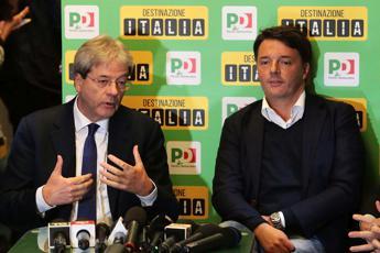 È tregua tra Renzi e Gentiloni