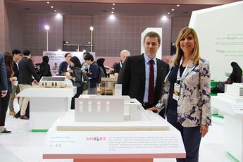 La Sapienza presenta la casa del futuro a Dubai