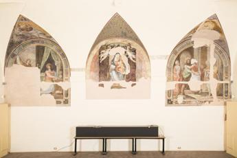 Scuola Di Restauro Roma.A Roma Il Restauro Fa Spettacolo Santa Marta Laboratorio Aperto
