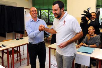 Referendum autonomia in Lombardia, Salvini: