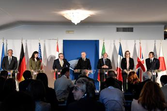 Italy inks fingerprinting agreement with US at G7 summit