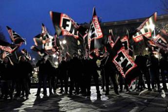 Marcia su Roma, cosa rischia Forza Nuova