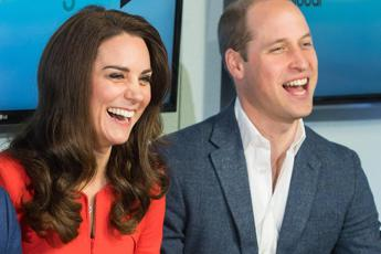 Gb, Kensington Palace: bimbo di William e Kate in arrivo ad aprile