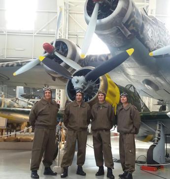 Aeronautica, il Museo Storico compie 40 anni. Pinotti a cerimonia Vigna di Valle