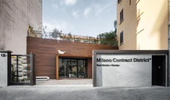 Milano Contract District in corsa per premio Compasso d'oro 2018