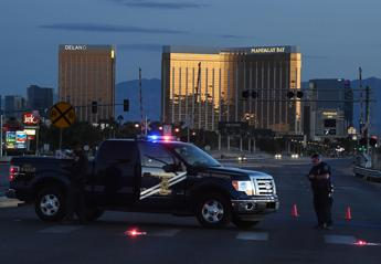 Islamic State claims Las Vegas shootings