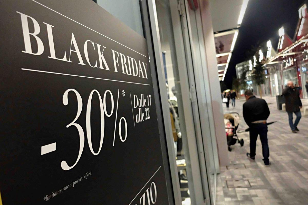 Black Friday, ecco sconti e offerte