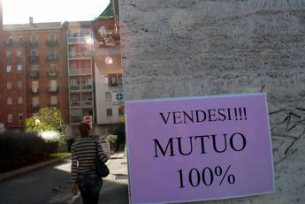 Effetto spread su mutui, tassi in crescita