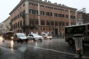 Allerta meteo su Roma e Lazio