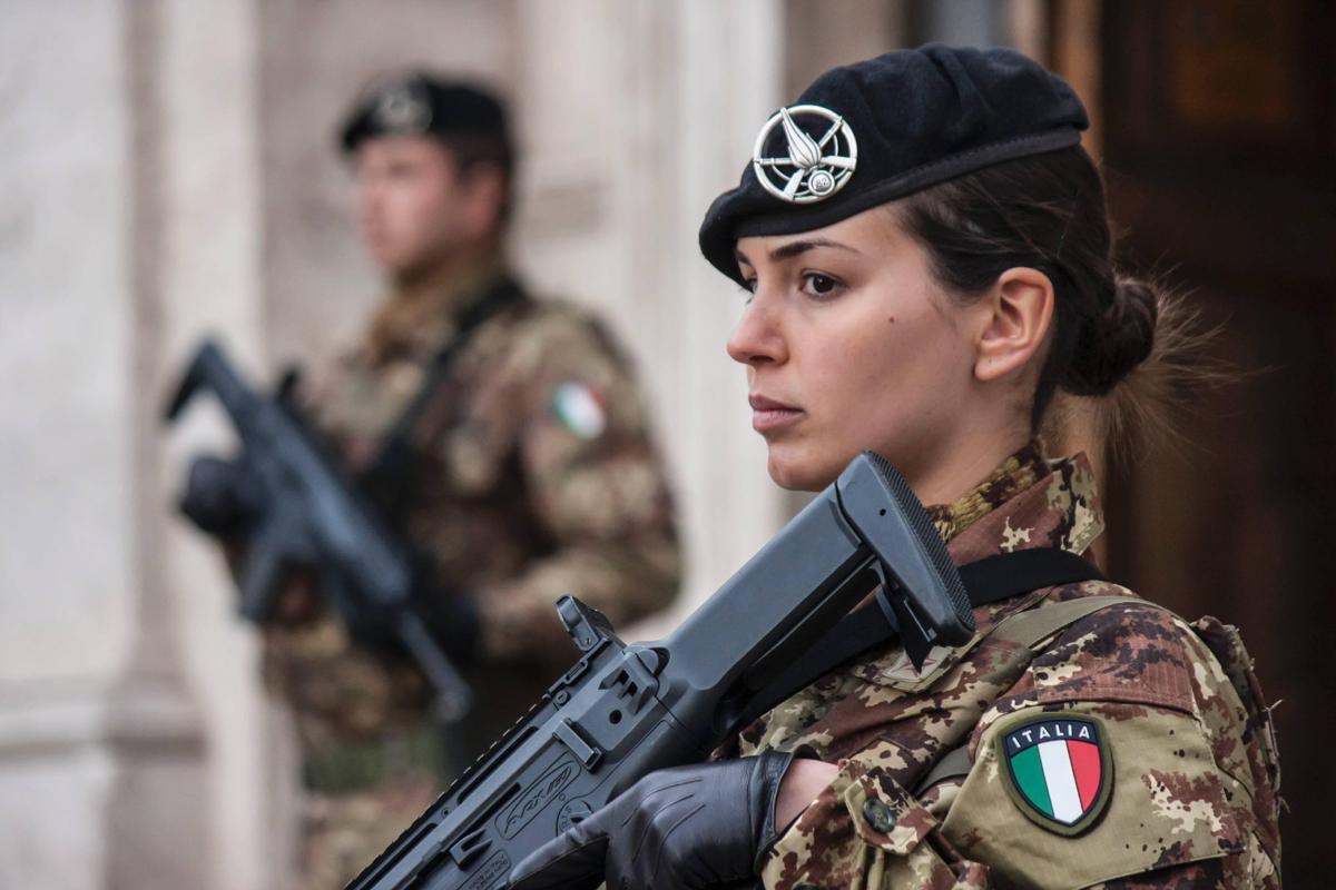 Difesa, forte impatto in Italia