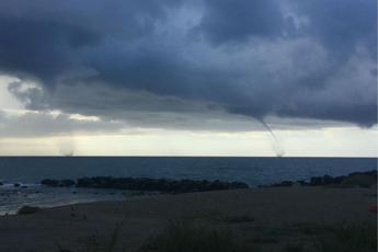 Più tornado violenti e trombe marine, ecco perché