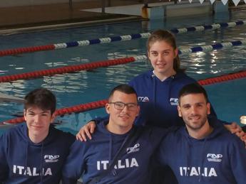 Nazionale nuoto paralimpica ai Mondiali in Messico. Ct Vernole: Per fare la storia