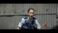 Video in stile Hollywood per la polizia neozelandese