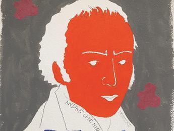 Un pittore per 'Andrea Chenier' alla Scala, Tatafiore firma il manifesto