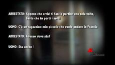 Dall'Italia un traffico di esseri umani