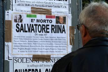 Confiscati beni per 1,5 mln a eredi Riina