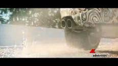 Lamborghini Urus: il mostro sulla neve