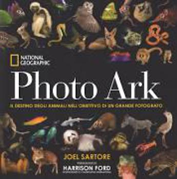 Specie sull'orlo di estinzione in 'The Photo Ark' di Joel Sartore