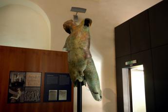 Messina Denaro voleva il Satiro danzante