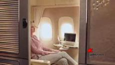 Extra lusso in volo, la prima classe più esclusiva al mondo