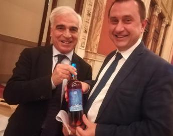 Il 'Rosatellum' diventa un vino