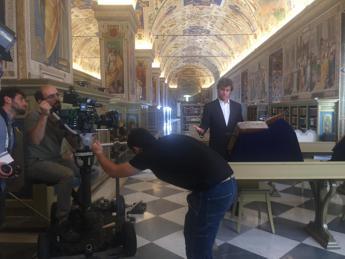 In 'La Divina Bellezza' Alberto Angela svela le meraviglie dell'arte sacra
