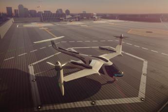Uber: nel 2020 taxi volanti