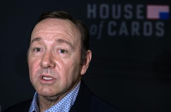 Troupe di House of Cards accusa Kevin Spacey