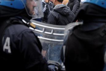 Roma, tensioni tra polizia e ultrà Nizza