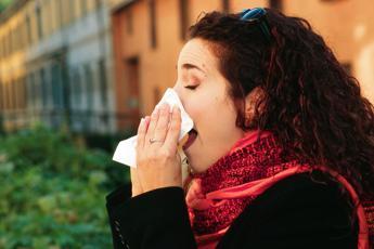 Virus di primavera per 200mila italiani
