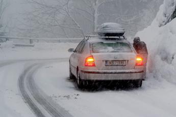 Arriva Big Snow