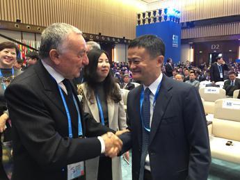 AdnKronos a colloquio con Jack Ma