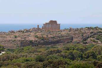 Scoperta la Selinunte di 2.700 anni fa
