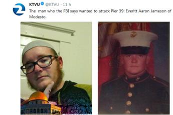 Everitt, chi è l'ex marine votato all'Isis