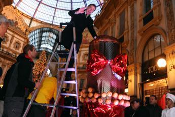 A Milano il panettone più grande del mondo