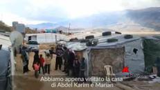 Tra i rifugiati del Libano, video-diario di Lino Guanciale
