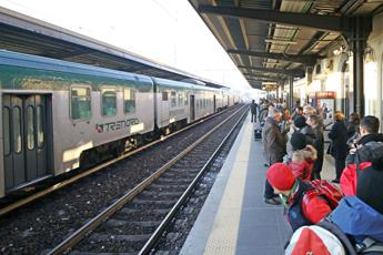 Binari vuoti: stop treni