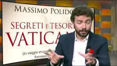 I tesori del Vaticano nel libro di Massimo Polidoro