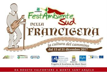 Arte e musica on the road lungo la via Francigena del Sud
